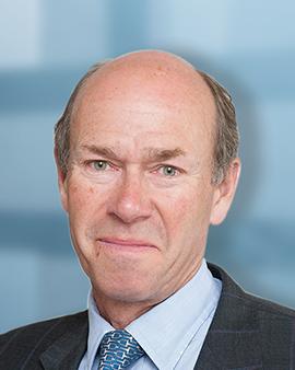 <b>Toby Hayward</b> Chairman of the audit committee - Toby-hayward